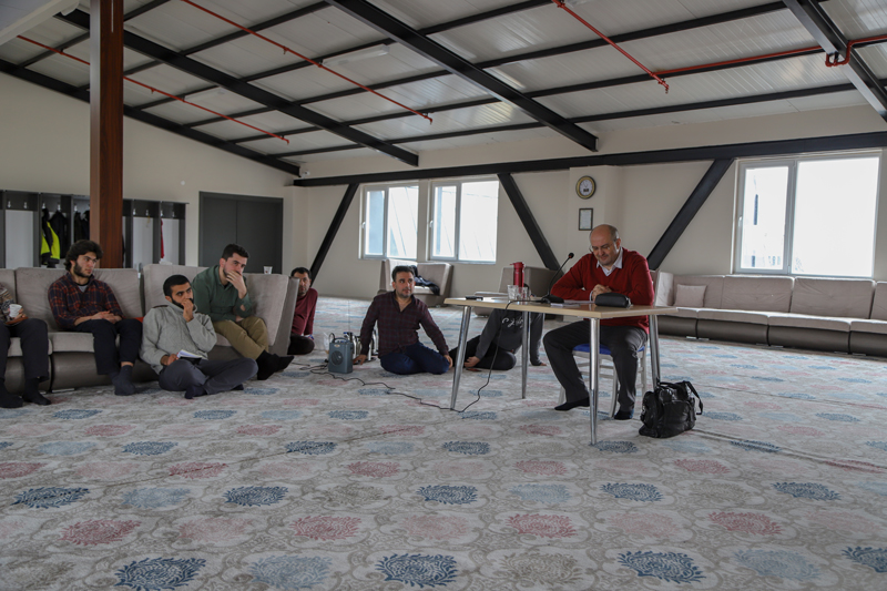 Kadim Tarihin Ev Sahipliğinde Birlikteliğin En Güzel Veçhesi: İLEM 2019 Afyon Kampı