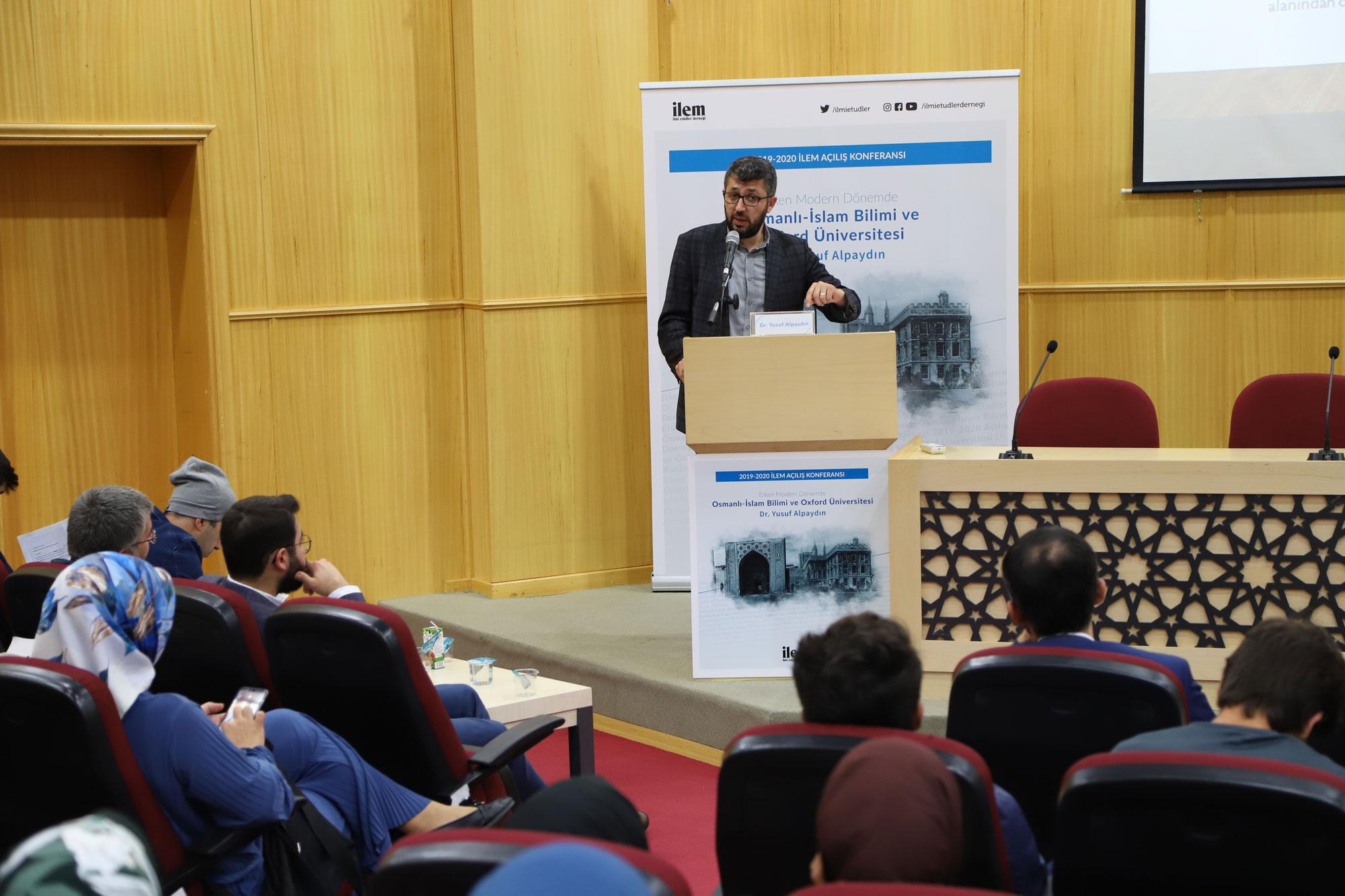 İLEM 2019-2020 Açılış Konferansı Gerçekleştirildi