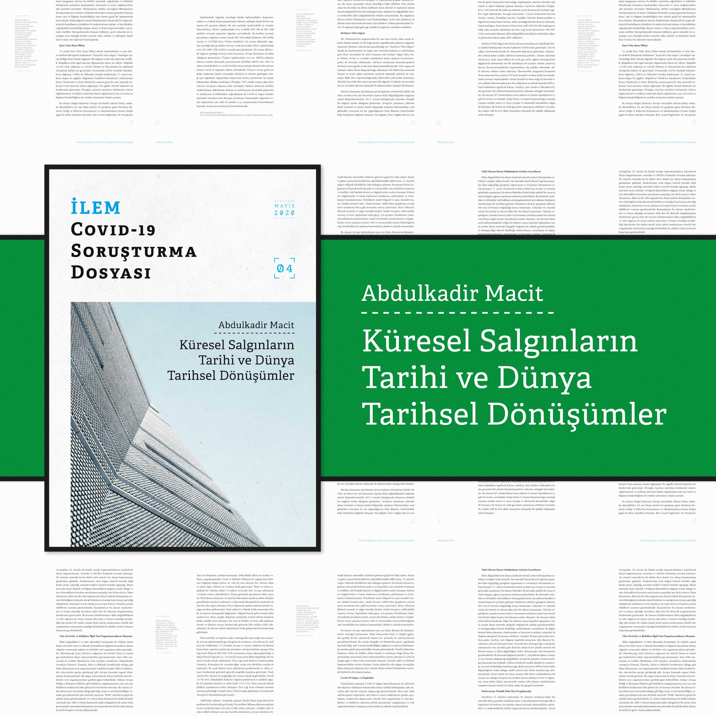 Abdulkadir Macit - Küresel Salgınların Tarihi ve Dünya-Tarihsel Dönüşümler