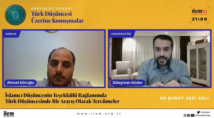 İslamcı Düşüncenin Teşekkülü Bağlamında Türk Düşüncesinde Bir Arayış Olarak Tercümeler